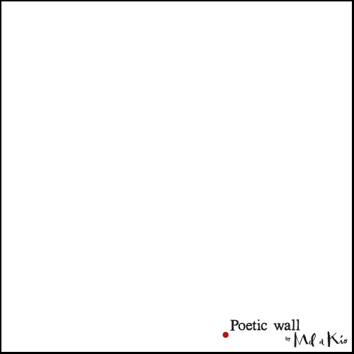 poetic wall ® nuancier : blanc