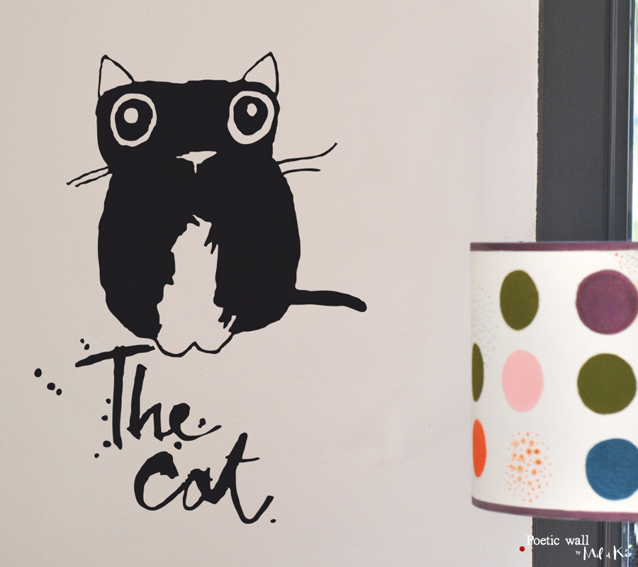 poetic-wall-stickettes-billets-doux-the-cat
