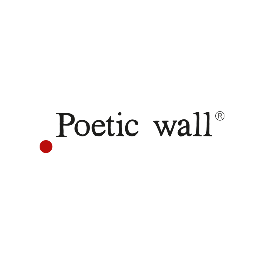 Poetic wall - Accueil - logo