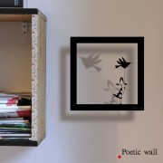 poeticwall-sticker-cadre-ombre-petite-fille