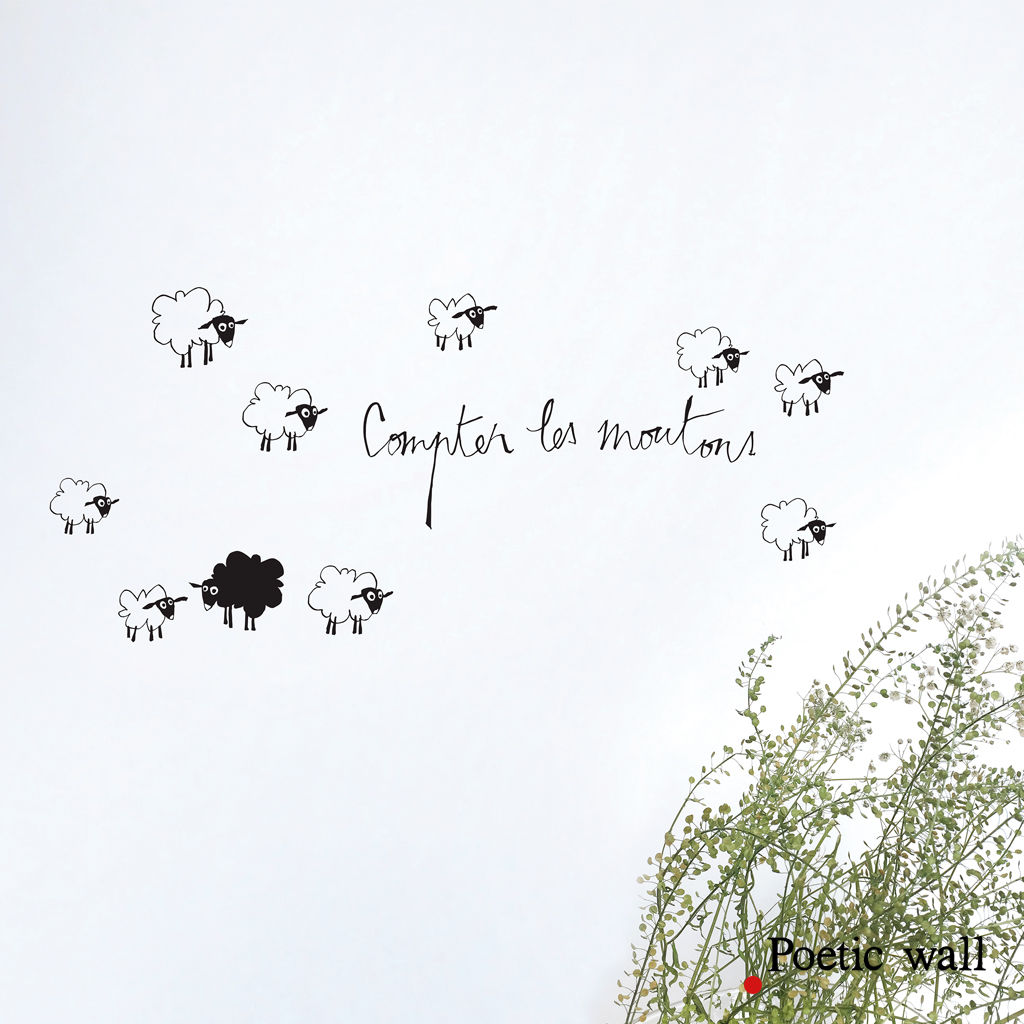 stickers-poeticwall-compter-les-moutons