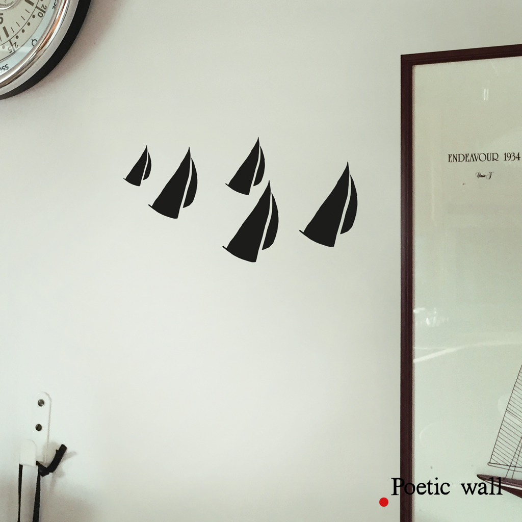 sticker-dessin-bateau-poetic-wall-la-regate