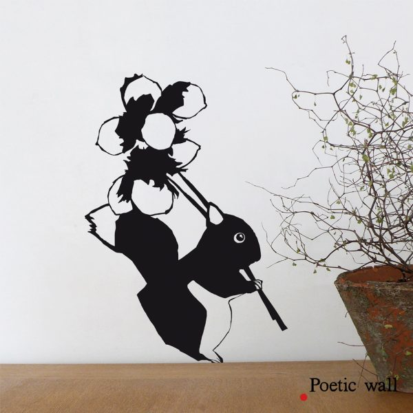 stickers-poeticwall-l-ecureuil