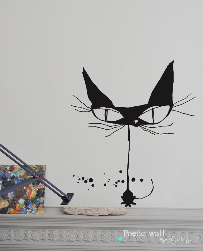 poetic-wall-sticker-chat-fouin