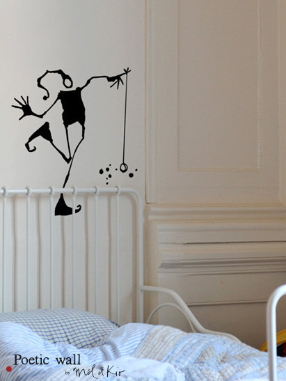 sticker-poetic-wall-lutin-yoyo