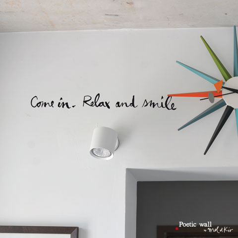 sticker-poetic-wall-tatouages-muraux-come-in-relax-and-smile