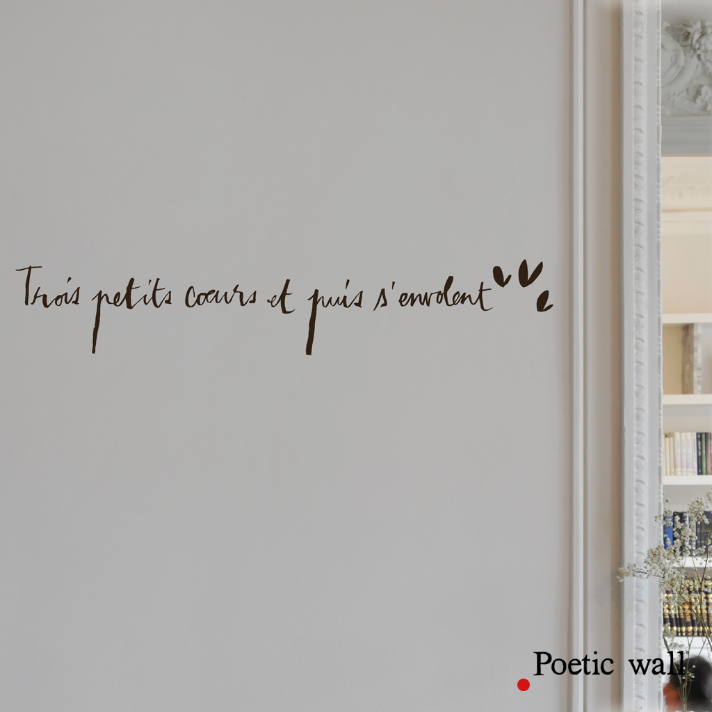 sticker-poetic-wall-trois-petits-coeurs