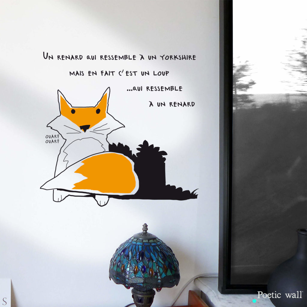 stickers-le-sosie-du-renard-poetic-wall-